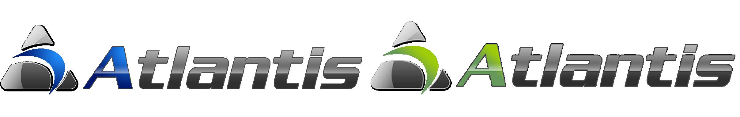 Atlantis / Atlantis Entry Logo