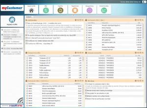 Στιγμιότυπο Προγράμματος 1 myCustomer