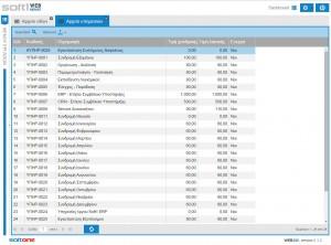 Στιγμιότυπο Προγράμματος 3 Web Report